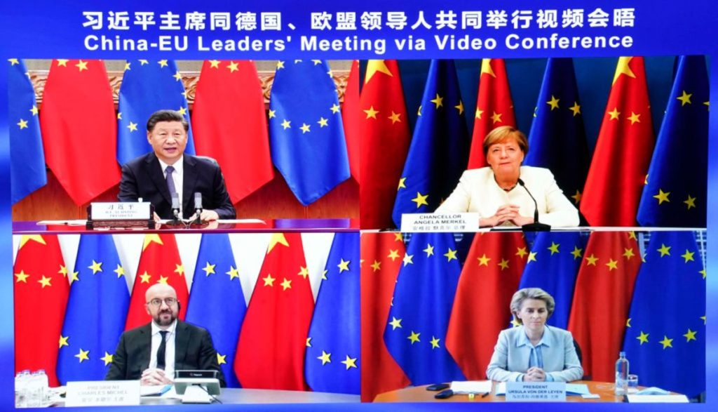 EU-China CAI