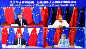 EU-China CAI