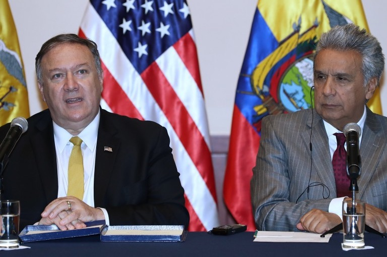 US-Ecuador ODA agreement